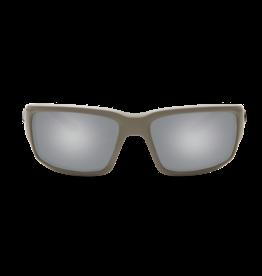 Costa Del Mar Fantail Race Gray  Gray Silver Mirror 580P