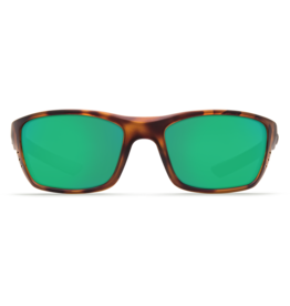 Costa Del Mar Whitetip Retro Tortoise  Green Mirror 580G