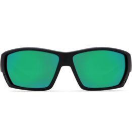 Costa Del Mar Tuna Alley  Blackout  Green Mirror 580P