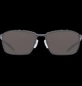 Costa Del Mar Turret Matte Dark Gunmetal + Deep Blue/Black Gray 580P
