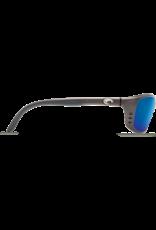 Costa Del Mar Brine  Gunmetal  Blue Mirror 580G