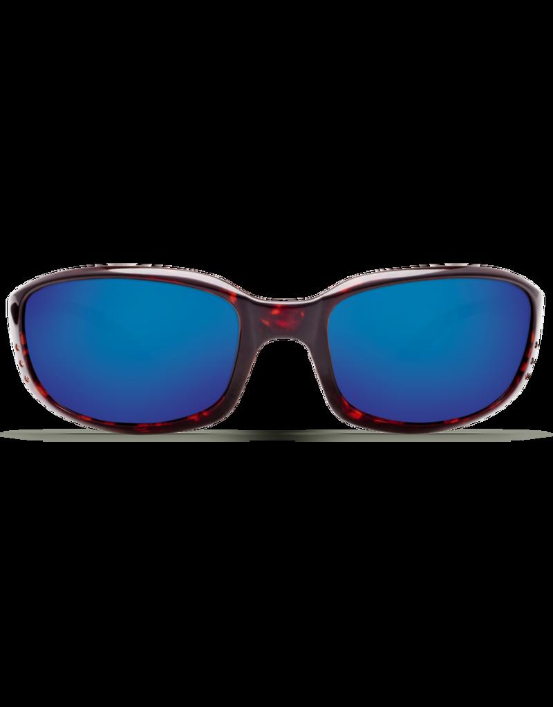 Costa Del Mar Brine  Tortoise  Blue Mirror 580G