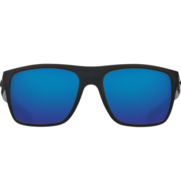 Costa Del Mar Broadbill Matte Black  Blue Mirror 580G