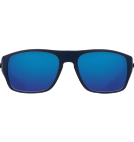 Costa Del Mar Tico Matte Midnight Blue  Blue Mirror 580G