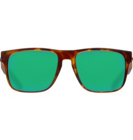 Costa Del Mar Spearo Matte Tortoise  Green Mirror 580G