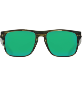 Costa Del Mar Spearo Matte Reef  Green Mirror 580P