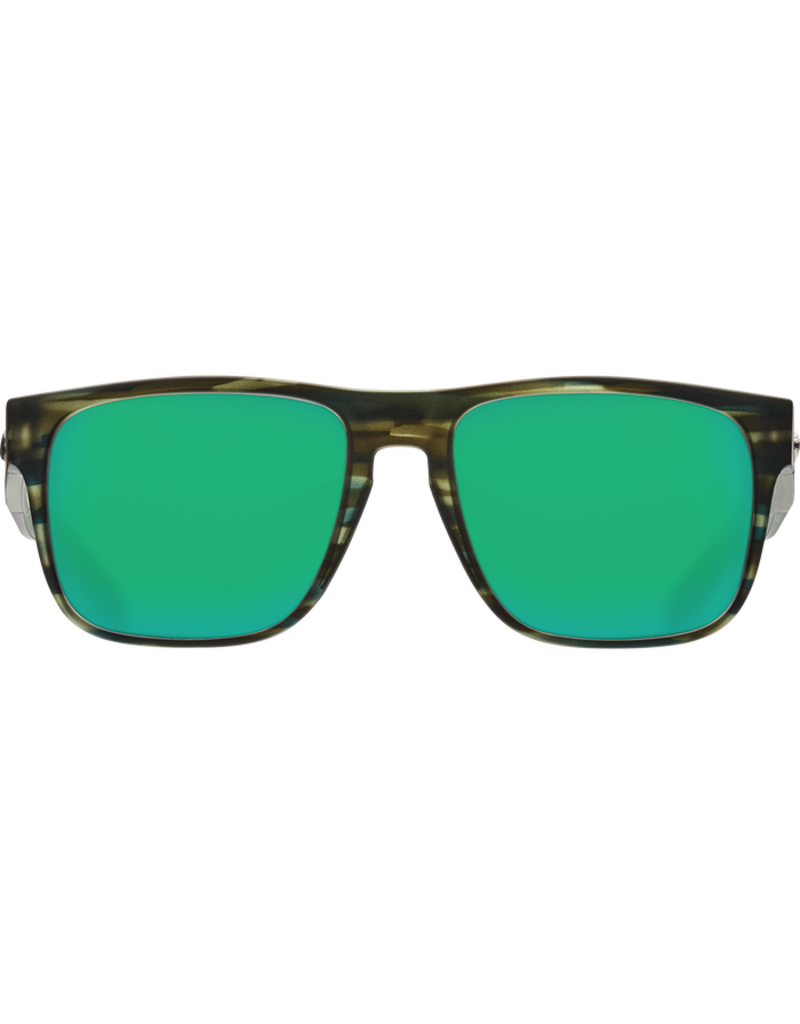 Costa Del Mar Spearo Matte Reef  Green Mirror 580G