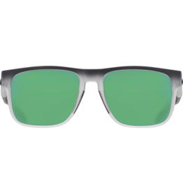 Costa Del Mar Spearo  OCEARCH MATTE FOG GRAY  Green Mirror 580G