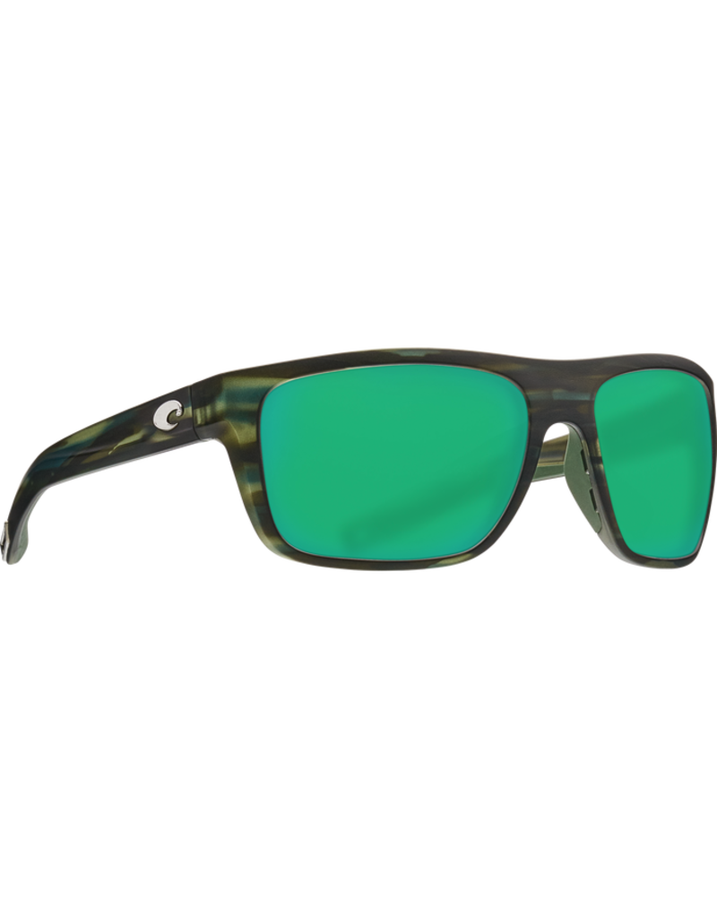 Costa Del Mar Broadbill Matte Reef  Green Mirror 580G