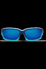 Costa Del Mar Caballito Matte Caribbean Fade  Blue Mirror 580P
