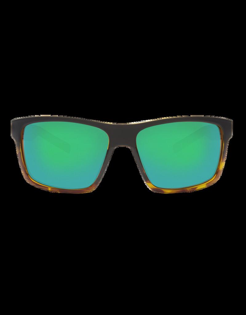 Costa Del Mar Slack Tide Matte Black/Tortoise  Green Mirror 580P