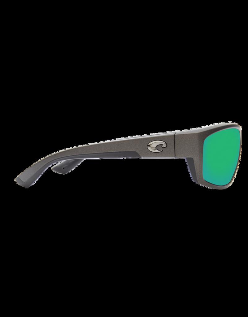 Costa Del Mar Saltbreak Steel Gray Metallic  Green Mirror 580G