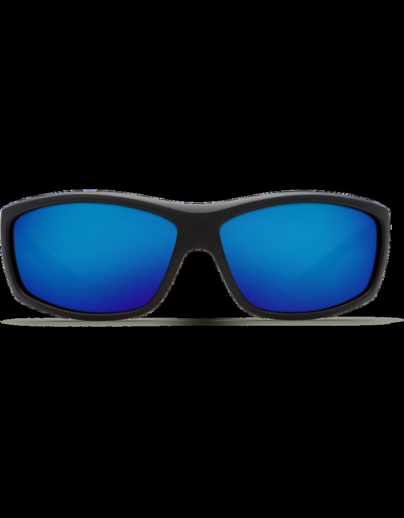 Costa Del Mar Saltbreak Matte Black  Blue Mirror 580G