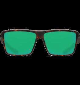Costa Del Mar Rinconcito Matte Tortoise  Green Mirror 580G