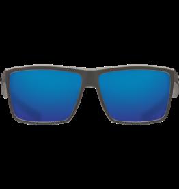 Costa Del Mar Rinconcito Matte Gray  Blue Mirror 580G