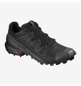 Salomon Mens Speedcross 5 Black/Bk/Phantom