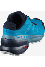 Salomon Mens Speedcross 5 Fjord Blue/Navy Blue