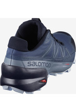 Salomon Womens Speedcross 5 Sargasso w/Navy