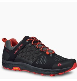 Vasque Mens Breeze LT Low GTX Anthracite/Red Clay