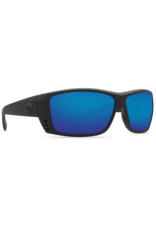 Costa Del Mar Cat Cay Blackout  Blue Mirror 580G