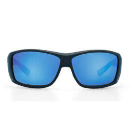 Costa Del Mar Cat Cay Matte Gray  Blue Mirror 580G