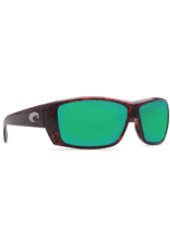 Costa Del Mar Cat Cay Tortoise Green Mirror 580G