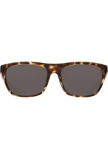 Costa Del Mar Cheeca Matte Shadow Tortoise Gray 580P