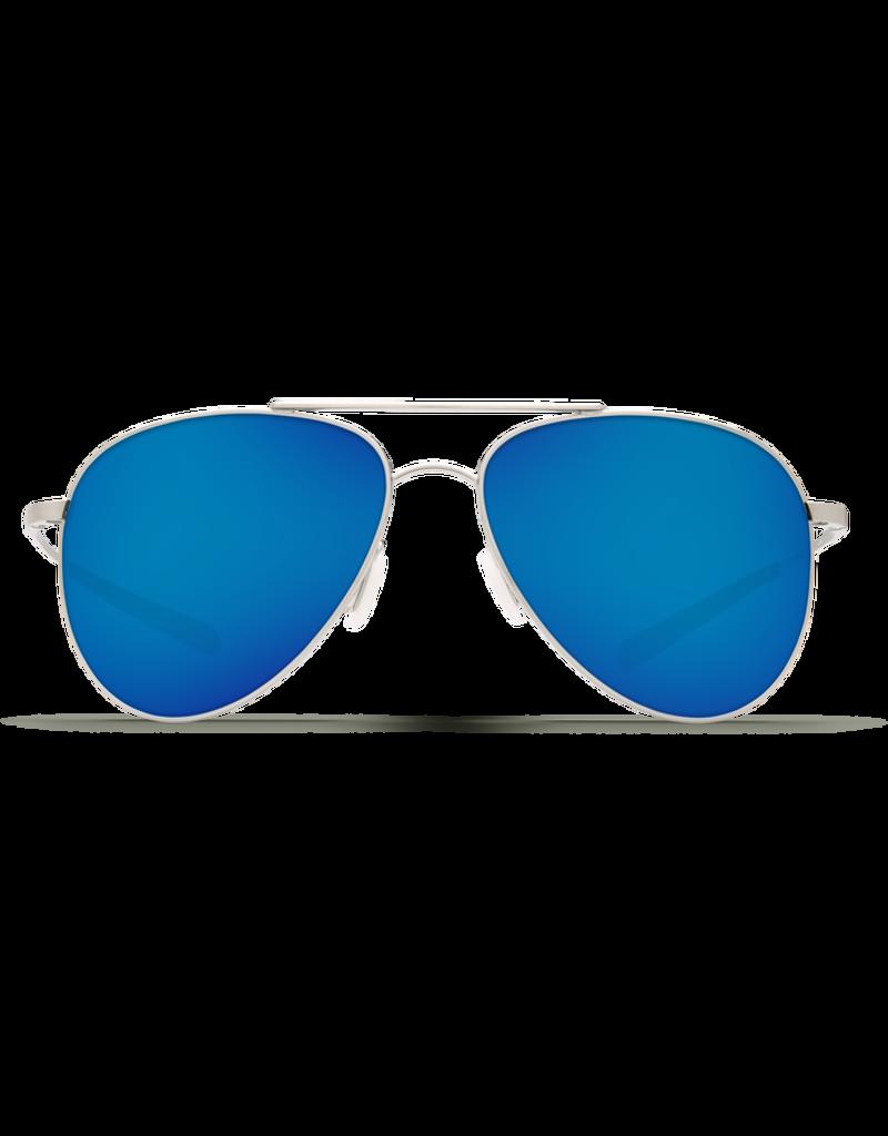 Costa Del Mar Cook Brushed Palladium Blue Mirror 580P