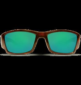 Costa Del Mar Corbina Tortoise  Green Mirror 580P