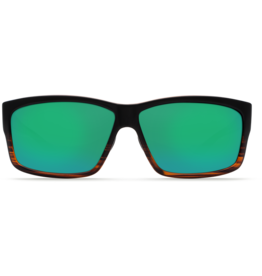 Costa Del Mar Cut  Coconut Fade  Green Mirror 580G