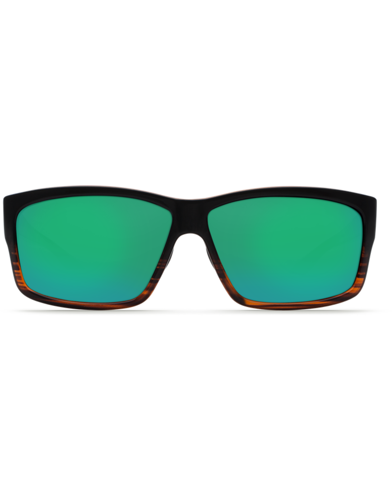 Costa Del Mar Cut  Coconut Fade  Green Mirror 580G