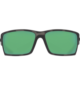 Costa Del Mar Reefton  OCEARCH MATTE TIGER SHARK  Green Mirror 580G