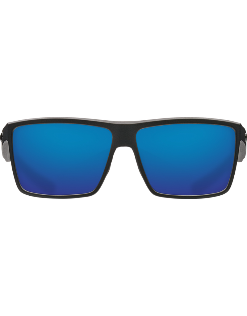 Costa Del Mar Rinconcito Matte Black  Blue Mirror 580P