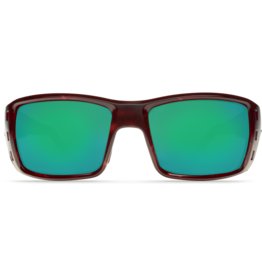 Costa Del Mar Permit Tortoise  Green Mirror 580G