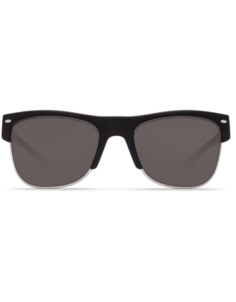 Costa Del Mar Pawley's Matte Black  Gray 580P
