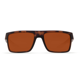 Costa Del Mar Motu Matte Retro Tortoise  Copper 580P