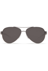 Costa Del Mar Loreto Gunmetal Gray 580P
