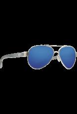 Costa Del Mar Loreto Ocearch Silver Blue Mirror 580G