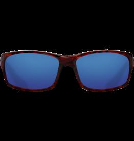 Costa Del Mar Jose Tortoise  Blue Mirror 580P