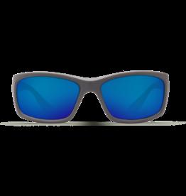 Costa Del Mar Jose Matte Gray  Blue Mirror 580P