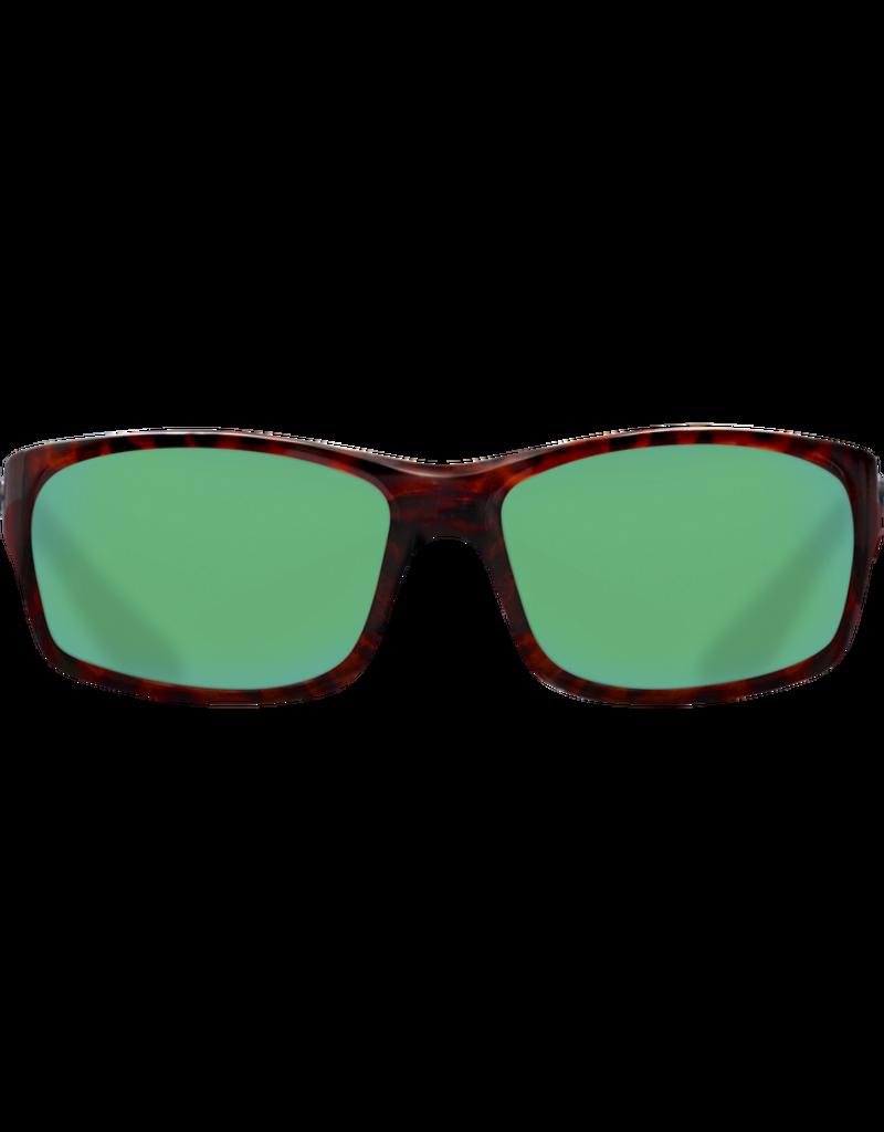 Costa Del Mar Jose  Tortoise  Green Mirror 580G