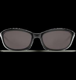 Costa Del Mar Harpoon Shiny Black  Gray 580P