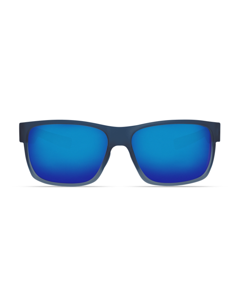 Costa Del Mar Half Moon Bahama Blue Fade  Blue Mirror 580P