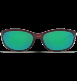 Costa Del Mar Fathom Tortoise  Green Mirror 580P