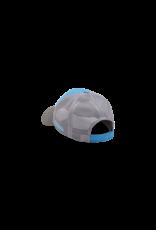 Offset Logo HD Trucker Hat Costa Blue/Gray