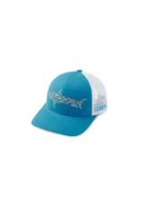 Costa Del Mar Ocearch Huddle Trucker Hat Costa Blue/White