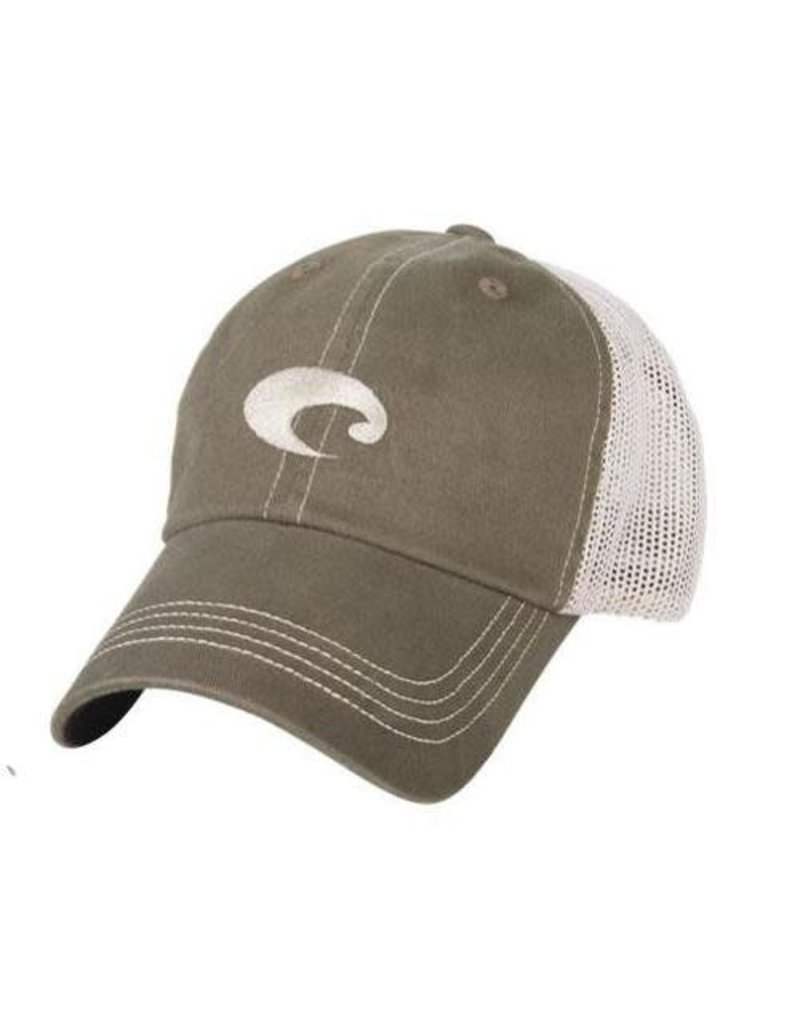 Costa Mesh Hat (MOSS/ STONE)  One Size