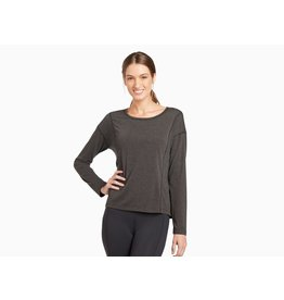 Kuhl Women's Inara Long-sleeved Shirt Black