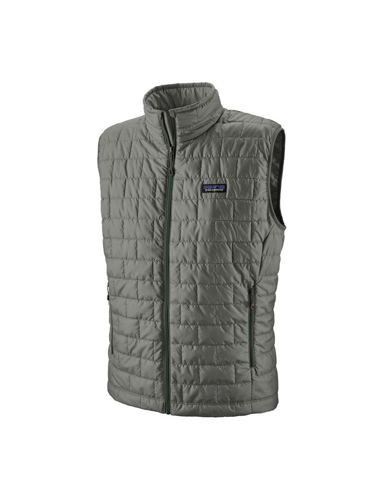 Patagonia Mens Nano Puff Vest Cave Grey