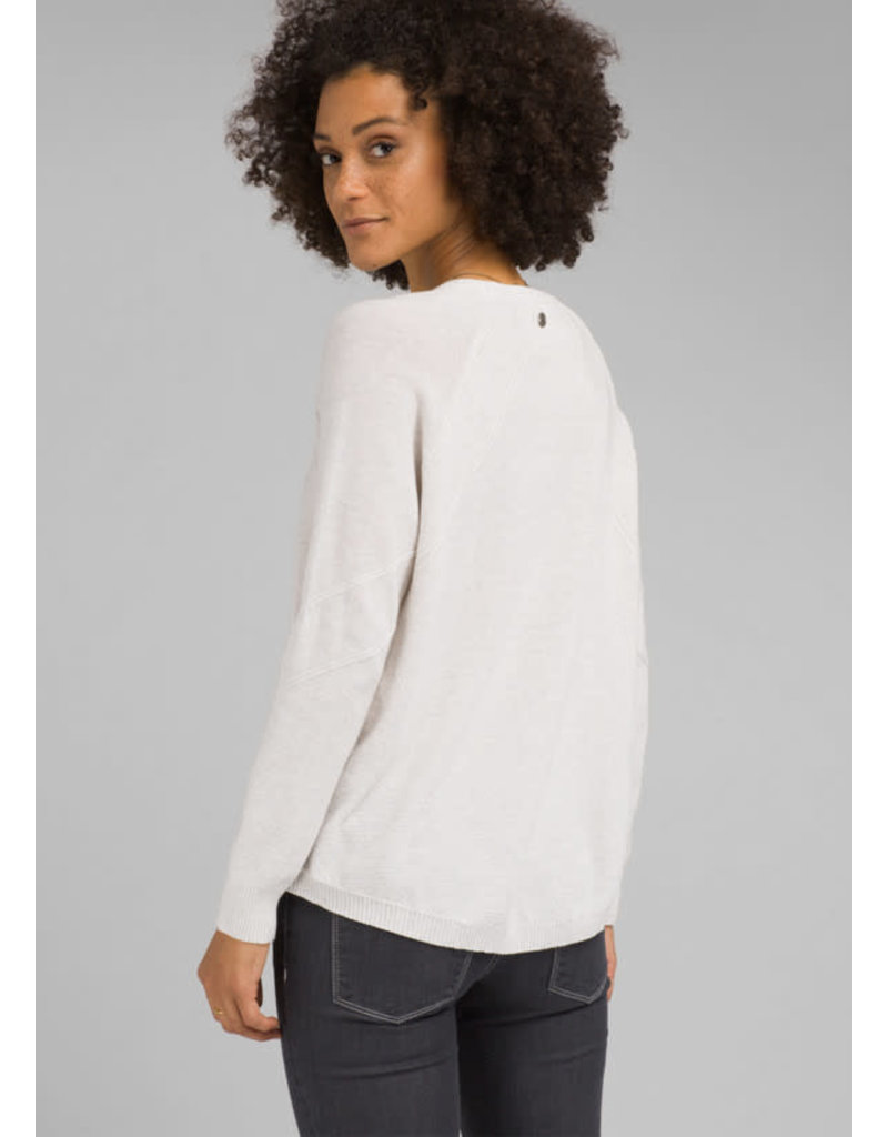 Prana Avita Sweater Moonlight Heather